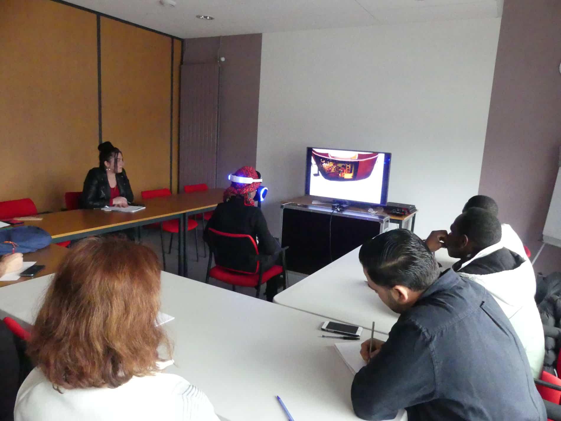 Ateliers Sociolinguistiques