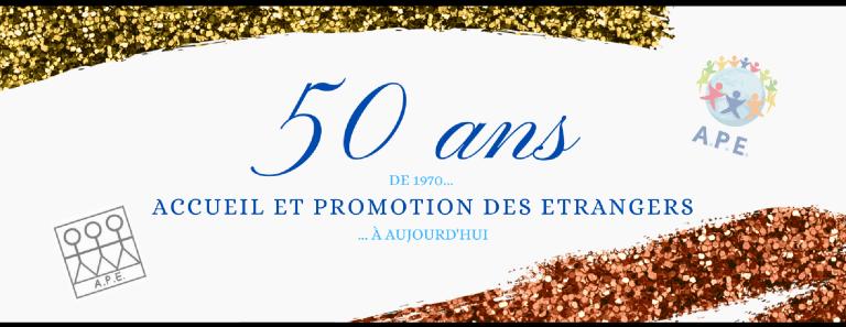 Les 50 ans d'Accueil et Promotion